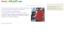 sauyet.com
