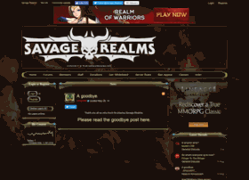 savagerealms.net