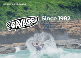 savagesurfboards.com