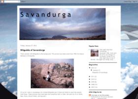 savandurga-siddeshwar.blogspot.com