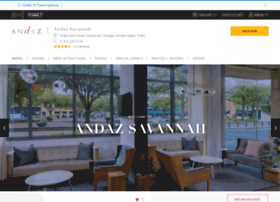 savannah.andaz.hyatt.com