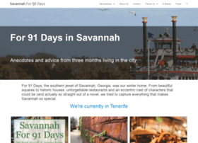 savannah.for91days.com