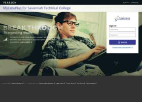 Savannah.mylabsplus.com