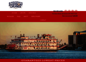savannahriverboat.com