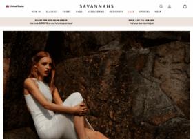savannahs.com