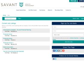 savantcapital.hirecentric.com