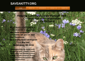 saveakitty.org