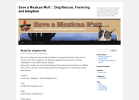 saveamexicanmutt.org