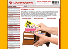 saveandcoupon.com