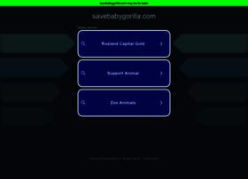 savebabygorilla.com