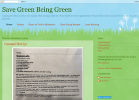 savegreenbeinggreen.blogspot.ru