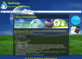 savenergy.co.za