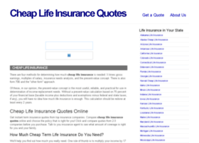saveonlifeinsurancenow.com