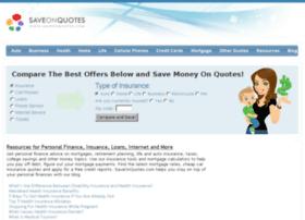 saveonquotes.com