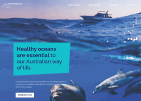 saveourmarinelife.org.au