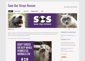 saveourstrays.org.au