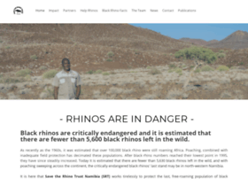 savetherhinotrust.org