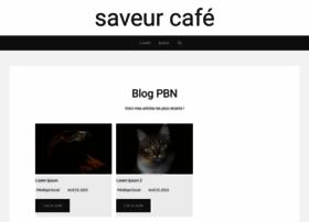 saveurcafe.com