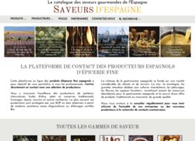 saveurs-espagne.fr