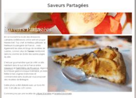 saveurspartageesdetaous.com