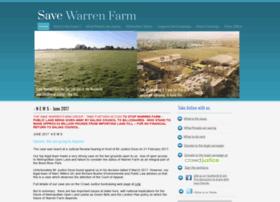 savewarrenfarm.com