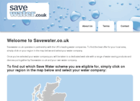 savewater.co.uk