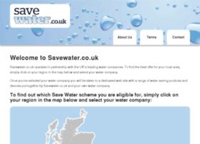 savewater.co.uk