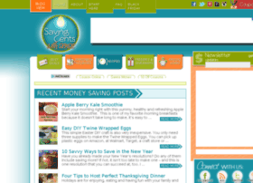savingcentswithsense.com