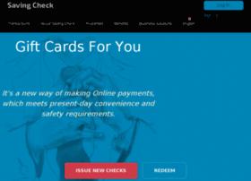 savingcheck.com