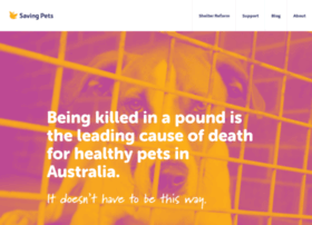 savingpets.com.au