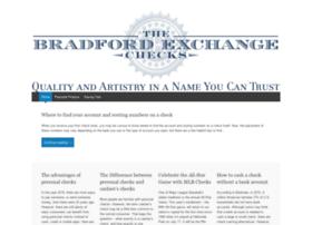savings.bradfordexchangechecks.com