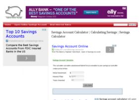 savingsaccountcalculator.net