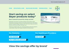 savingscard.bayer.com