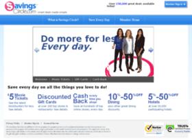 savingscircle.com