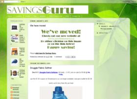 savingsguru1.blogspot.ca