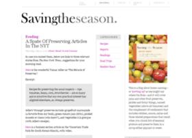 savingtheseason.com