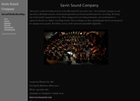 savinsound.com