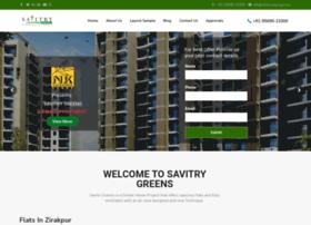savitrygreens.com
