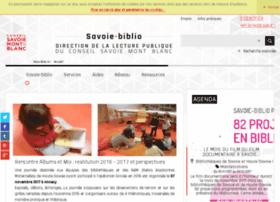 savoie-biblio.com