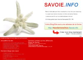 savoie.info