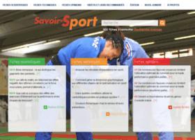 savoir-sport.org