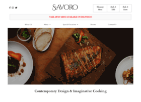 savoro.co.uk
