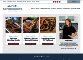 savoryexperiments.com