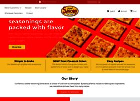 savoryfinefoods.com