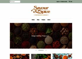 savourandspice.com