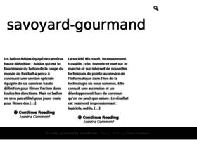 savoyard-gourmand.fr