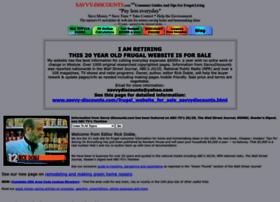 savvy-discounts.com