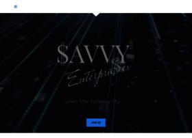savvy-enterprises.com