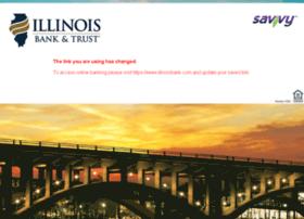 savvyatillinoisbank.com
