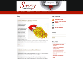 savvyb2bmarketing.com